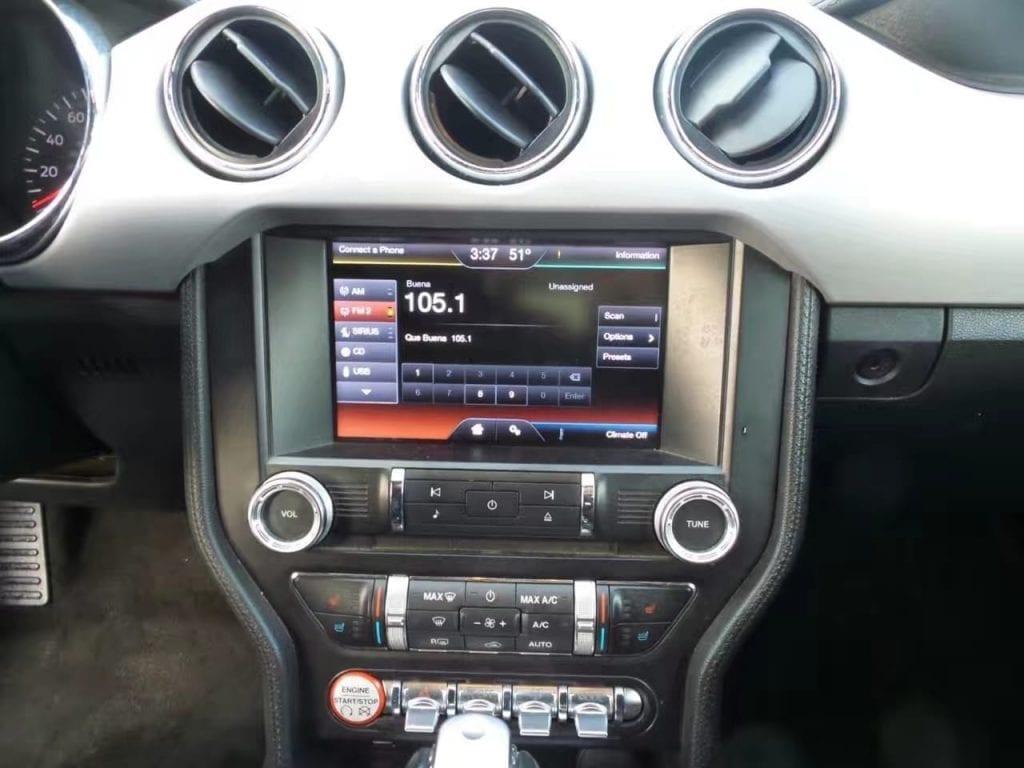 二手车北美 2015 Ford Mustang premium 高配版 里程:1w8
