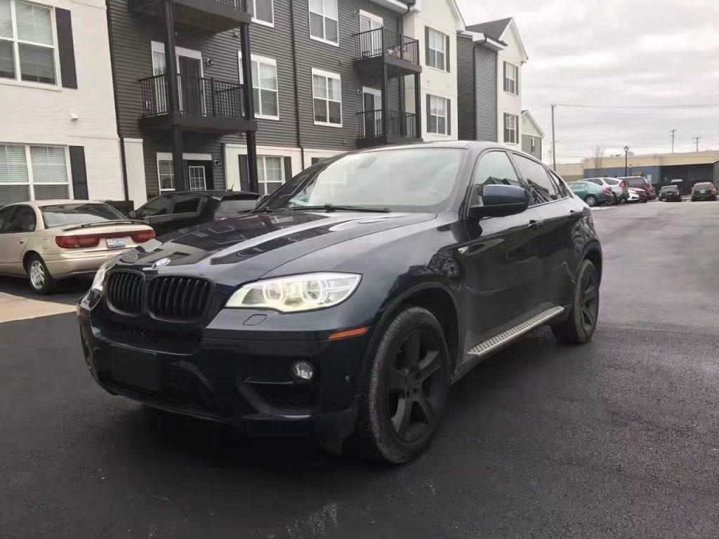 美国 二手车 注意 2013 BMW X6 sports 这配置也没谁了
