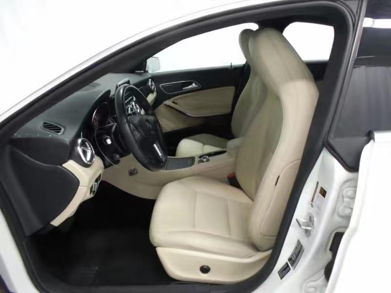 睇二手车注意 2014 CLA250 AMG 4matic,里程2w,价格2打头