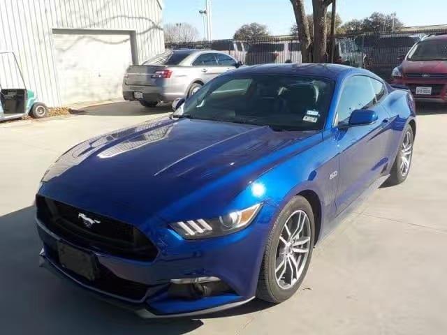 买车上会手续 V8 power!2015 Ford Mustang GT,真的肌肉车 ,