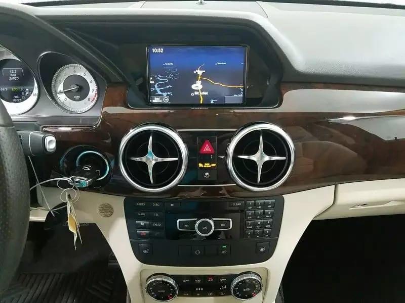 二手车美国 攻略 2013 奔驰 GLK350 4matic,配置高:导航