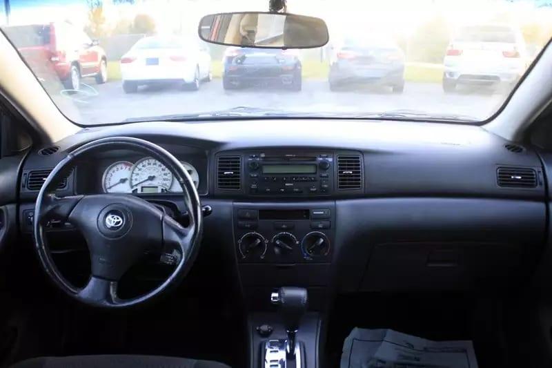 二手车交易税 2007 Toyota Corolla S,配置齐全,里程仅仅98k!
