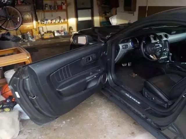 二手车交易 美国 2015 Ford Mustang ecoboost premium 里程:37k