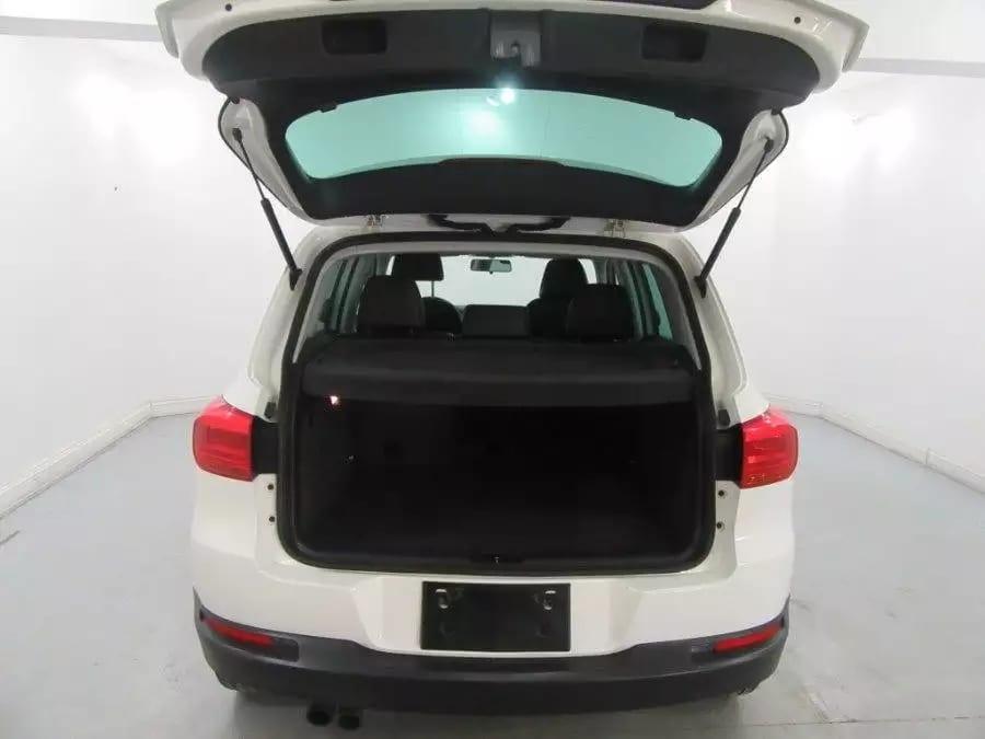 买车60期零利率 2012 大众 Tiguan 4motion,配置一样吊打各种同级别车型