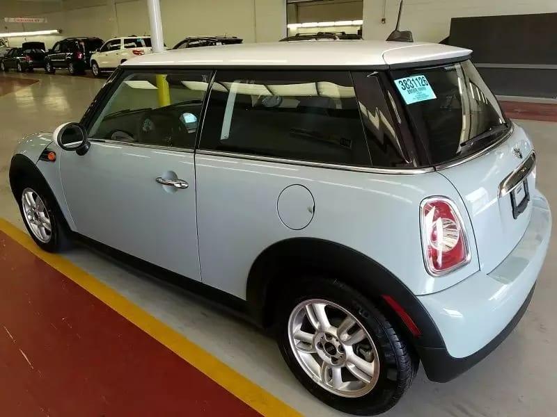 买车 01 2013 Mini cooper,全皮座椅,aux ,定速巡航,多功能方向盘,