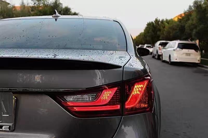 买车 计程车 2014 Lexus GS350 awd,两个ipad大的大屏幕,帅气氙灯