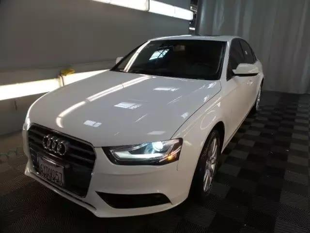 美国买车流程 2013 Audi A4 FWD,还有要的吗!夜间自动氙气大灯