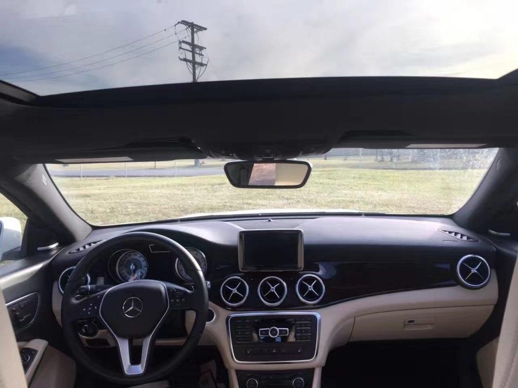 买车马来西亚 2014 Mercedes CLA250 ,配备价值$4000刀的奔驰amg套件