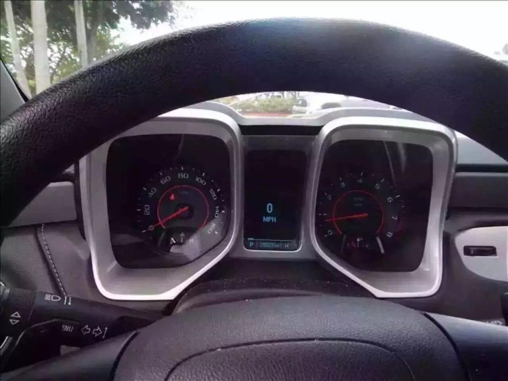 美国二手车车牌  只要15xxx?2013 Camaro 真的只要15xxx哦, 里程29k。
