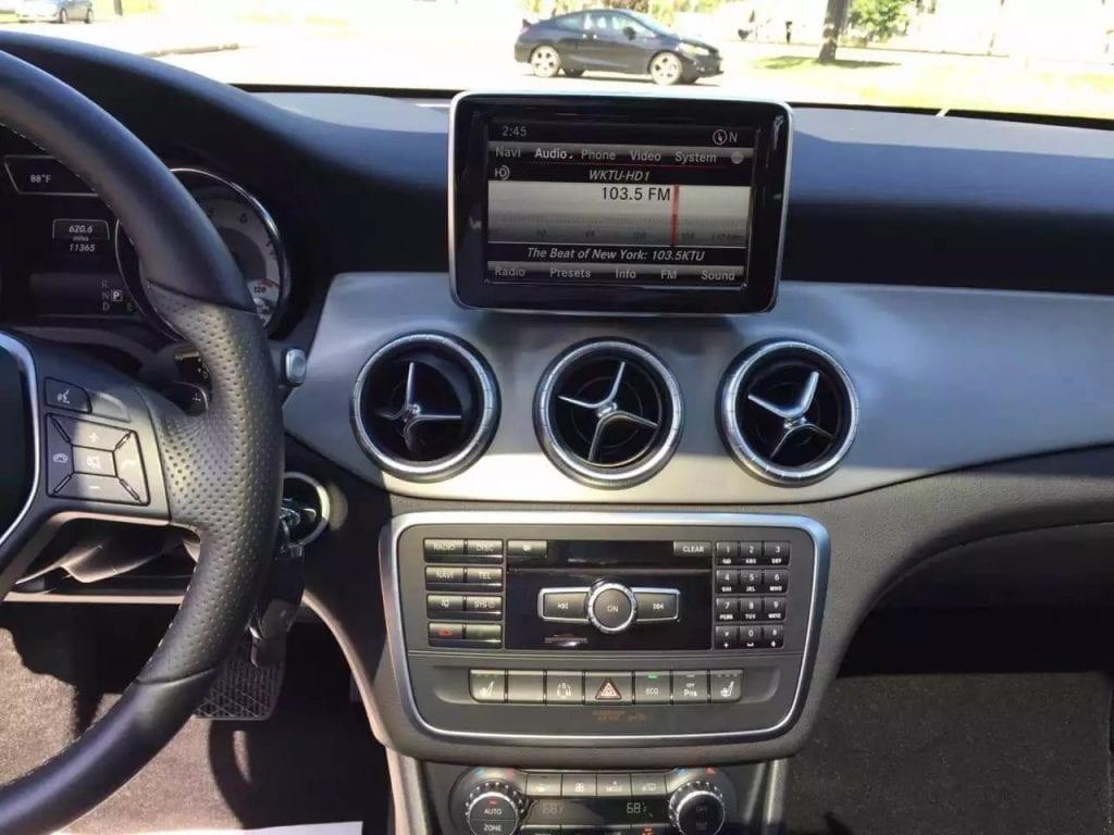 美国二手车过户费 2014 cla250 周末特价28xxx,配置自己看