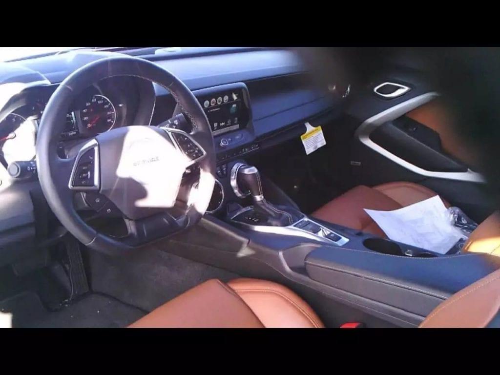 二手车砍价空间 2016 Camaro 2LT,顶级配置,外形酷炫