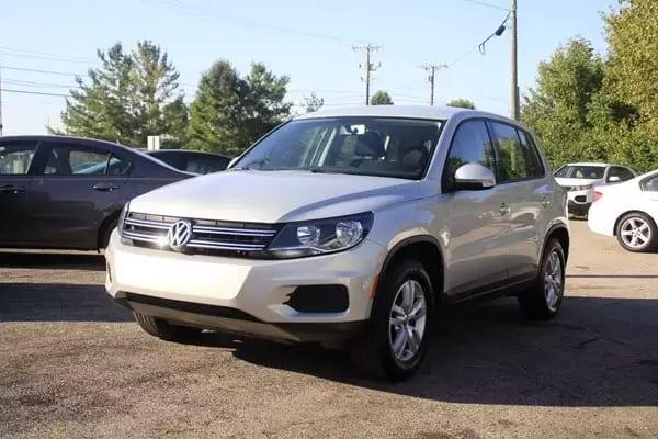 美国买车险 2013 大众 Tiguan 里程:58k,价格12xxx  仅此一台,先到先得