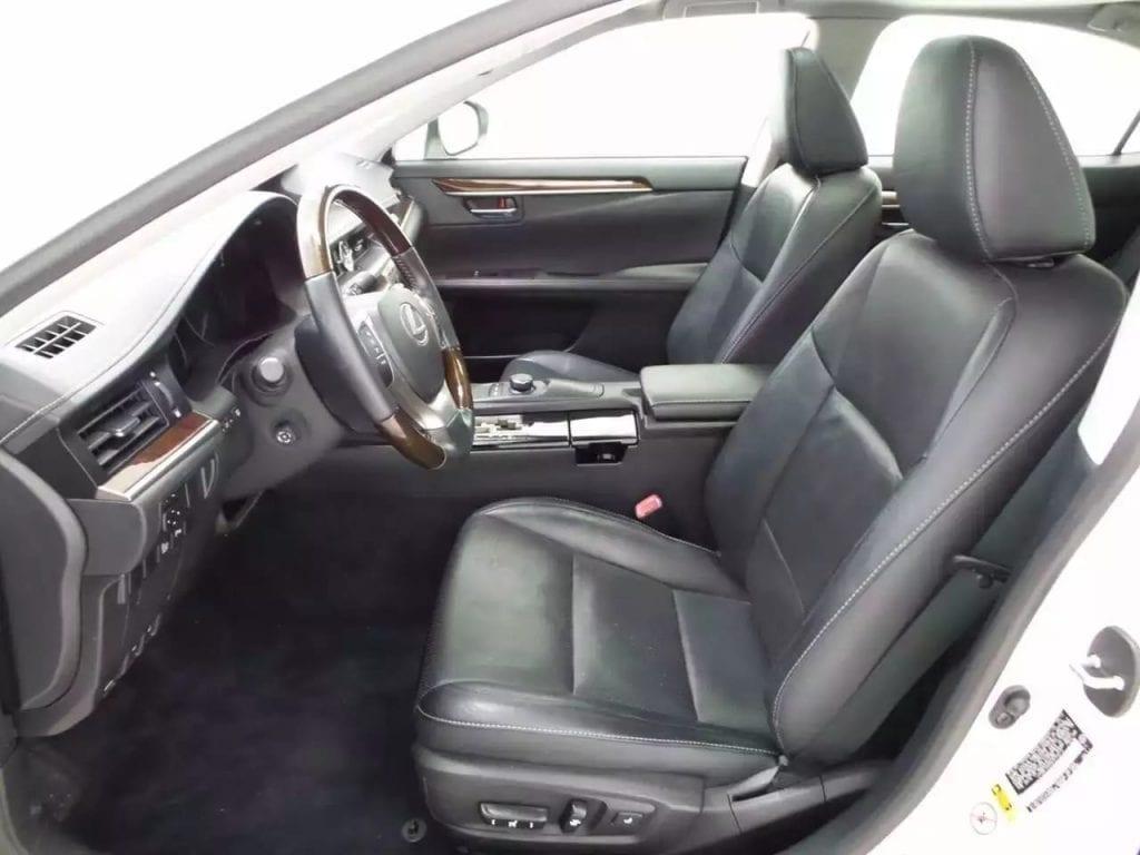 美国二手车运回国 2013雷克萨斯ES350,低调奢华,保值省心