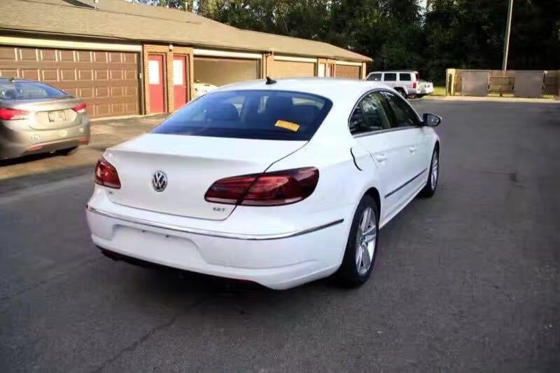 买车退订金 2013 Volkswagen CC sports,2.0TSI发动机,dsg变速箱