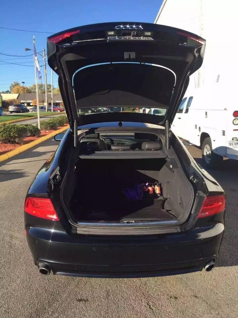 二手车买卖合同 015 Audi A7 premium plus 里程:14000 miles