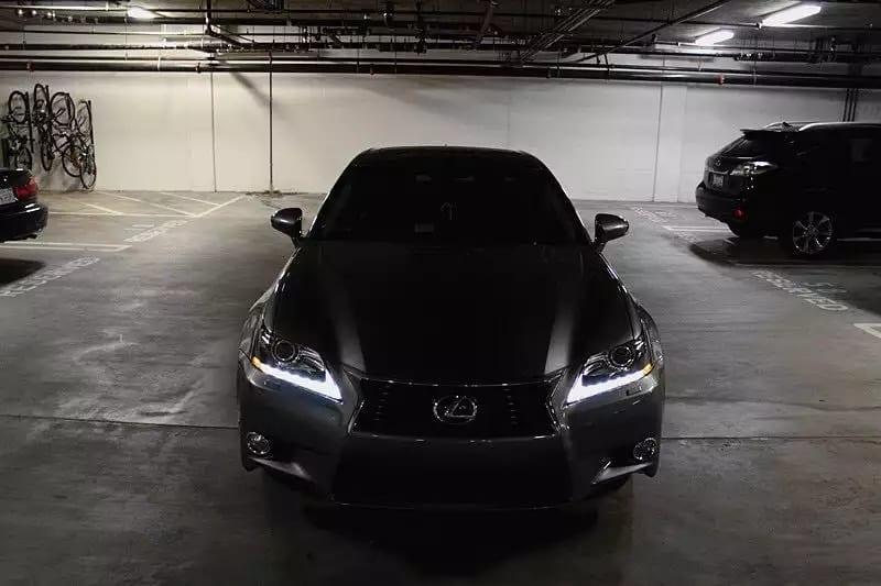 美国买车交定金 2014 Lexus Gs350 Awd,配置:导航 倒车影像