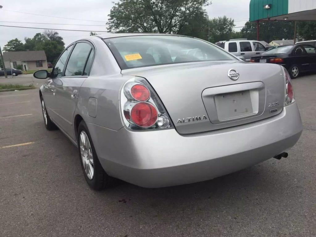 买车2018 预售:靠谱代步车,2006 Nissan Altima,里程:105k,