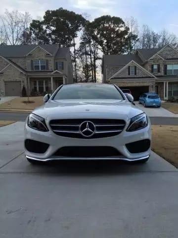 先买车在买房  2015 Mercedes C300 4matic. 里程:27k 配置:如图 价格:3打头