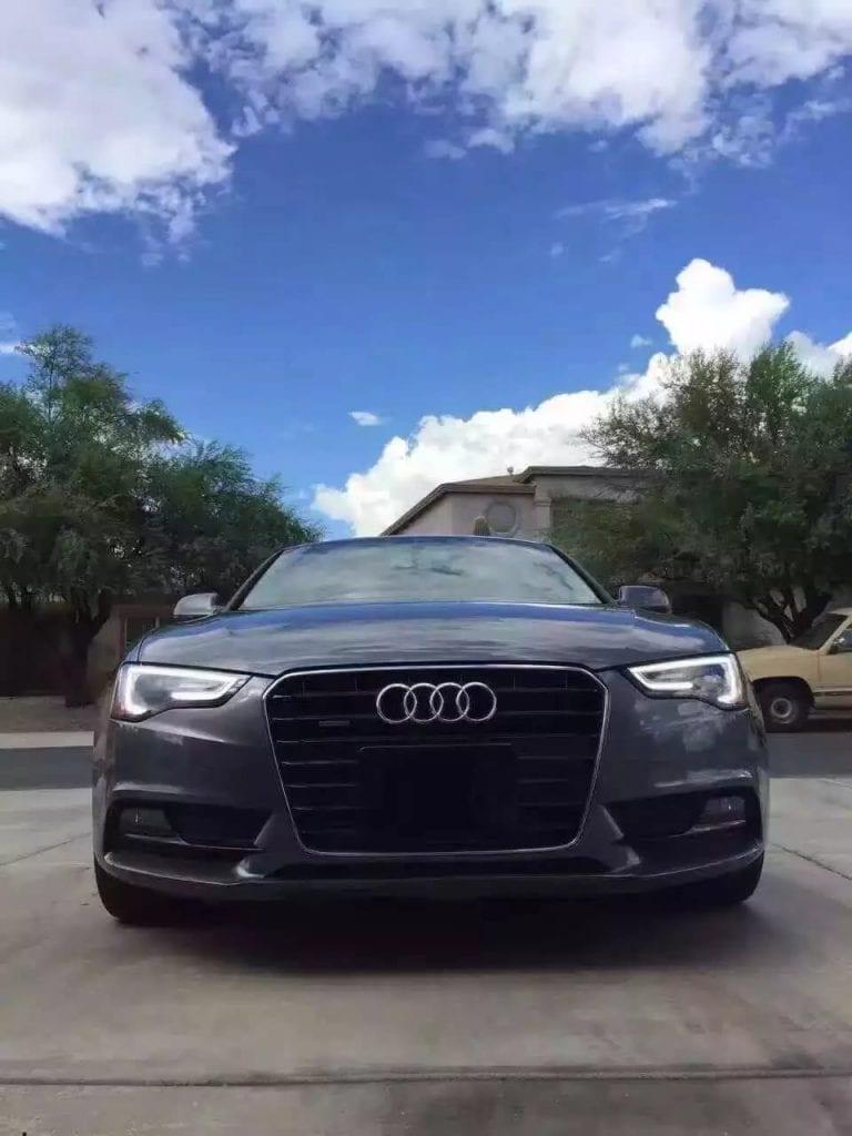 二手车cp值 性价比最高Audi A5,last call,2013,里程:35k