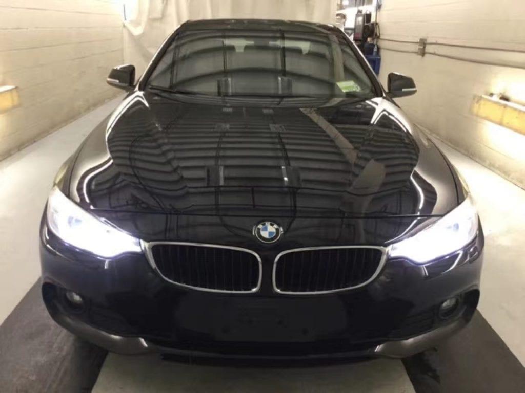 买车能刷卡吗 2014 BMW 428i Xdrive,无事故一任车主,带premium pkg