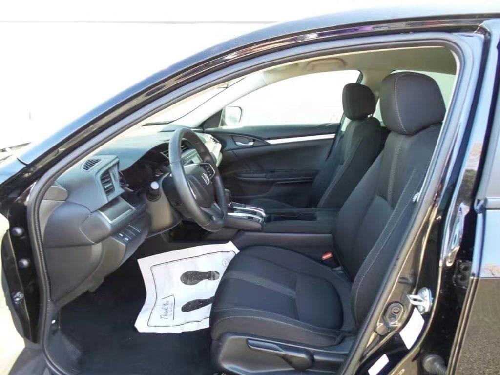 二手车行情估算 2016 Honda Civic,最新款,里程:28k