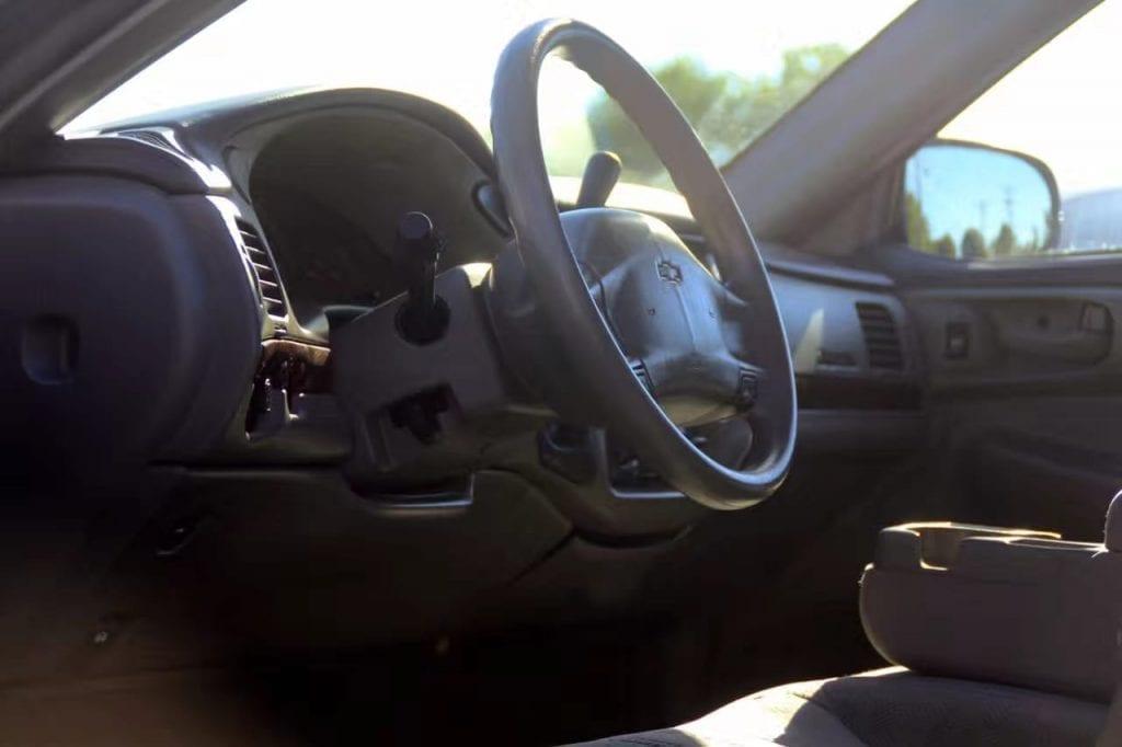 二手车出口 2004 雪弗兰 Impala,里程:85k,通铺座椅