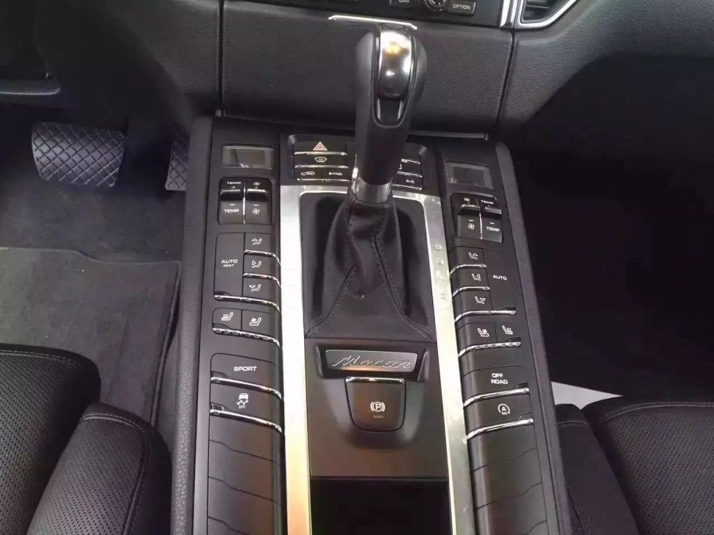 美国二手车经验 2015 Porsche Macan S  14000mile 车况完美!
