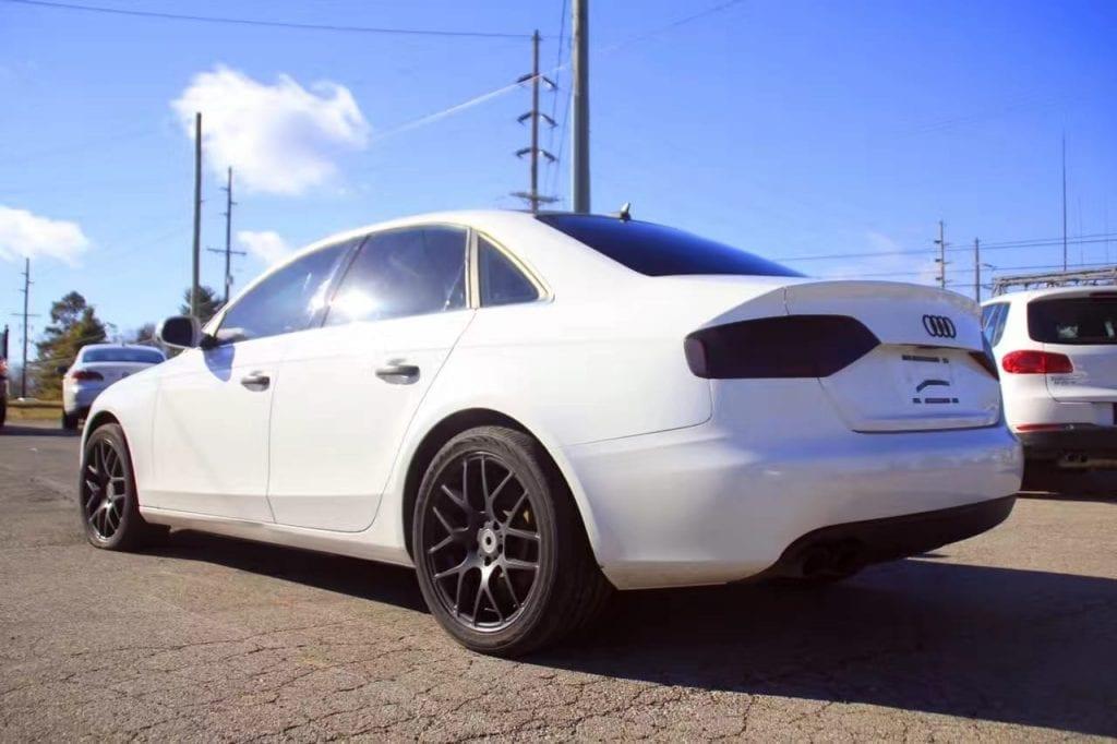 买车 砍价 mitbbs 豆腐店的帅车,给你一台个性化的2012 Audi A4。