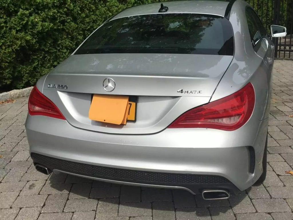 二手车报价 2014 Mercedes CLA250 4matic,amg版本