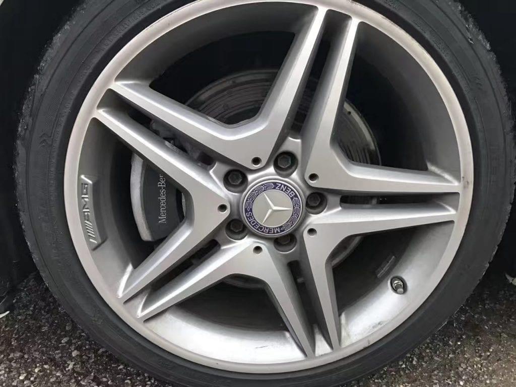 二手车fb 2014 Mercedes CLA250 amg系列 里程仅仅36k