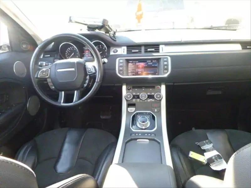 二手车可以贷款吗 2013 陆虎 Evoque---极光,黑色绒皮 。