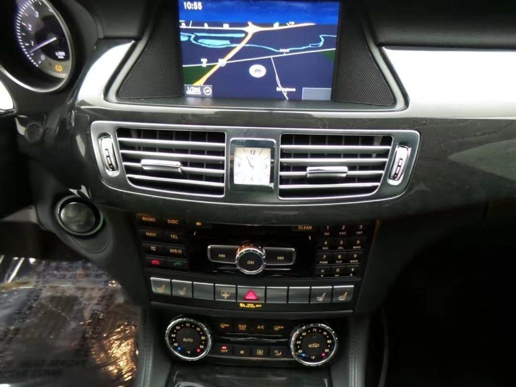 买车invoice价格 2012 CLS550 4matic,优雅舒适加运动。动力异常优秀