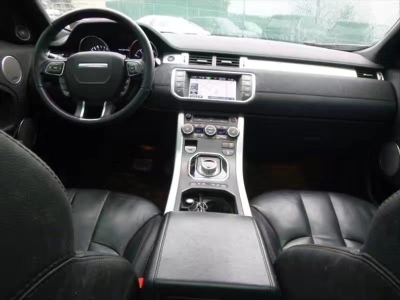 买车买房顺序 2014 陆虎 EVOQUE,型号:pure plus 9速度可升降变速箱