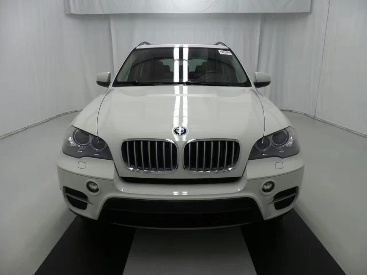 二手车过户费 2013 bmw x5,白外,巧克力内饰,