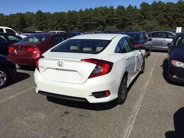 美国买车便宜 2016 civic 仅仅数千miles,新车价格2w2,这台只要19xxx