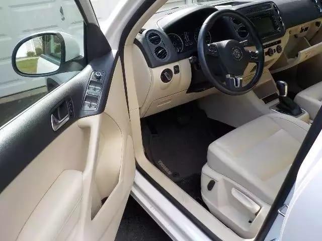 美国买车能刷信用卡吗 2013 大众 Tiguan 4motion,不仅四驱,配置还高