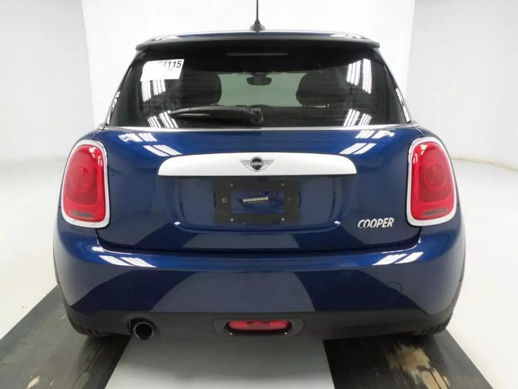 二手车零件买卖 2014 Mini Cooper,三门版,新款造型新款内饰,
