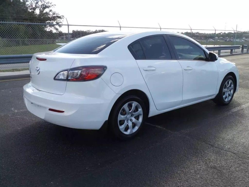 美国 买车 apr 2013 Mazda3 i-SV,里程仅仅2w9,价格太美丽
