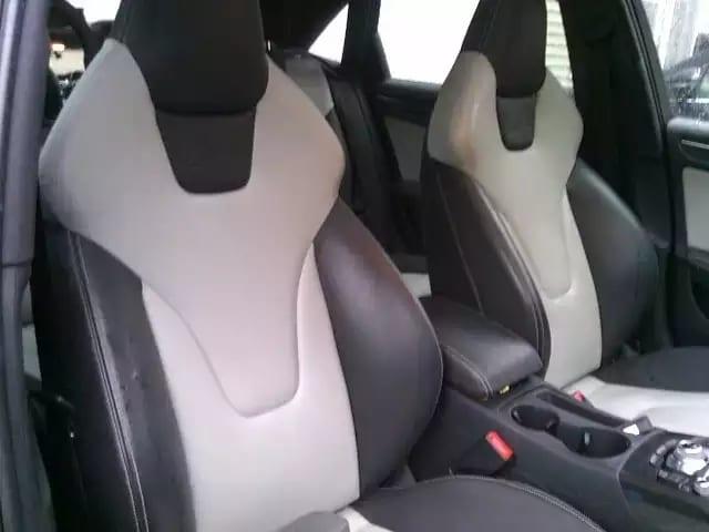 美国买车避税 2013奥迪S4 Quattro Premium Plus,月光蓝 mmi navigation