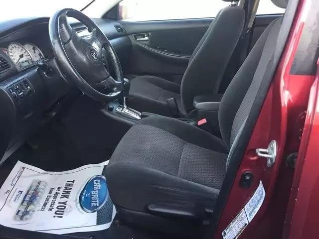 2007 Toyota Corolla S 内饰干净,外观无明显磕碰,clean carfax,油耗比极高,省油的神器,代步什么就选它。里程:98k