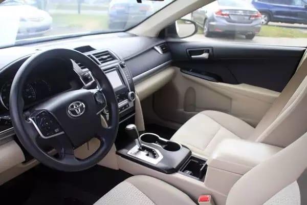 美国二手车估价网 2013 Toyota camry,省油省心,放心代步车,里程:3w