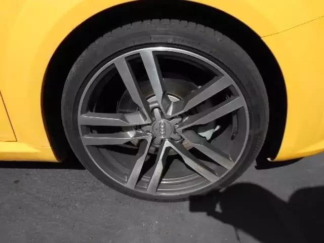 二手车english 2016 Audi TT 新款,贼帅!里程:5xxx