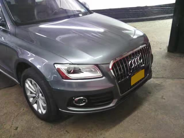 二手车估计 2013 Audi Q5,2.0t premium quattro,