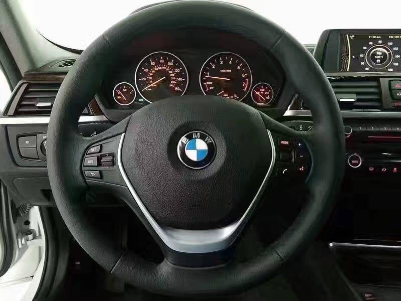 买车如何汇款 2014宝马328i,迈数5w多,carfax记录完美,车况好,