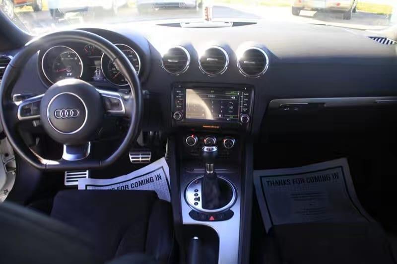 买车首付比例 2012 Audi TT,车主换 ,价格仅 出头!弯道性能比Z4更稳