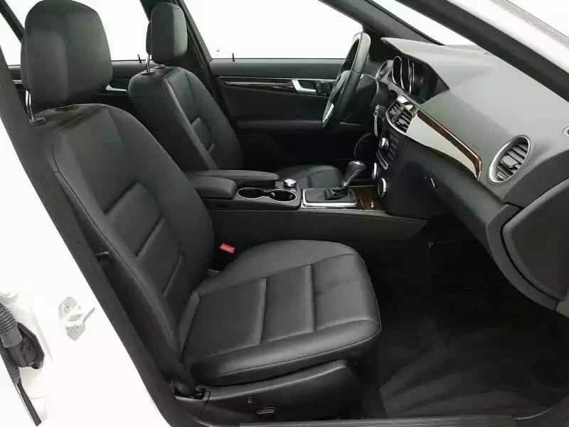 美国买车交税 2014奔驰C300 4Matic,里程18k,高配 四驱