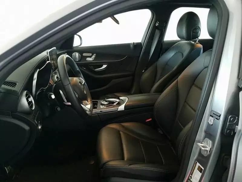 买车位印花税 2015 Mercedes Benz C300 AMG 4matic,配置高爆炸