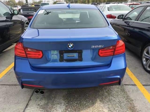 二手车gift被查 2013 BMW 328i M-sports!里程仅仅45k
