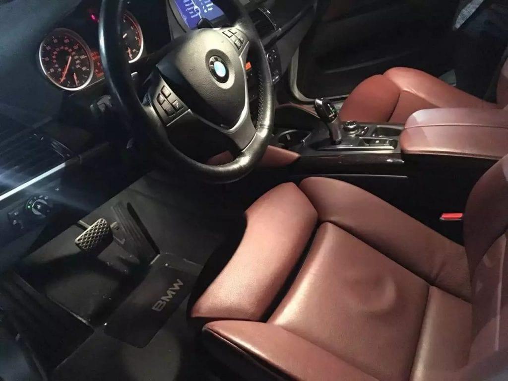 二手车电商 2012 Bmw X6,车况良好,配置齐全,里程3w9