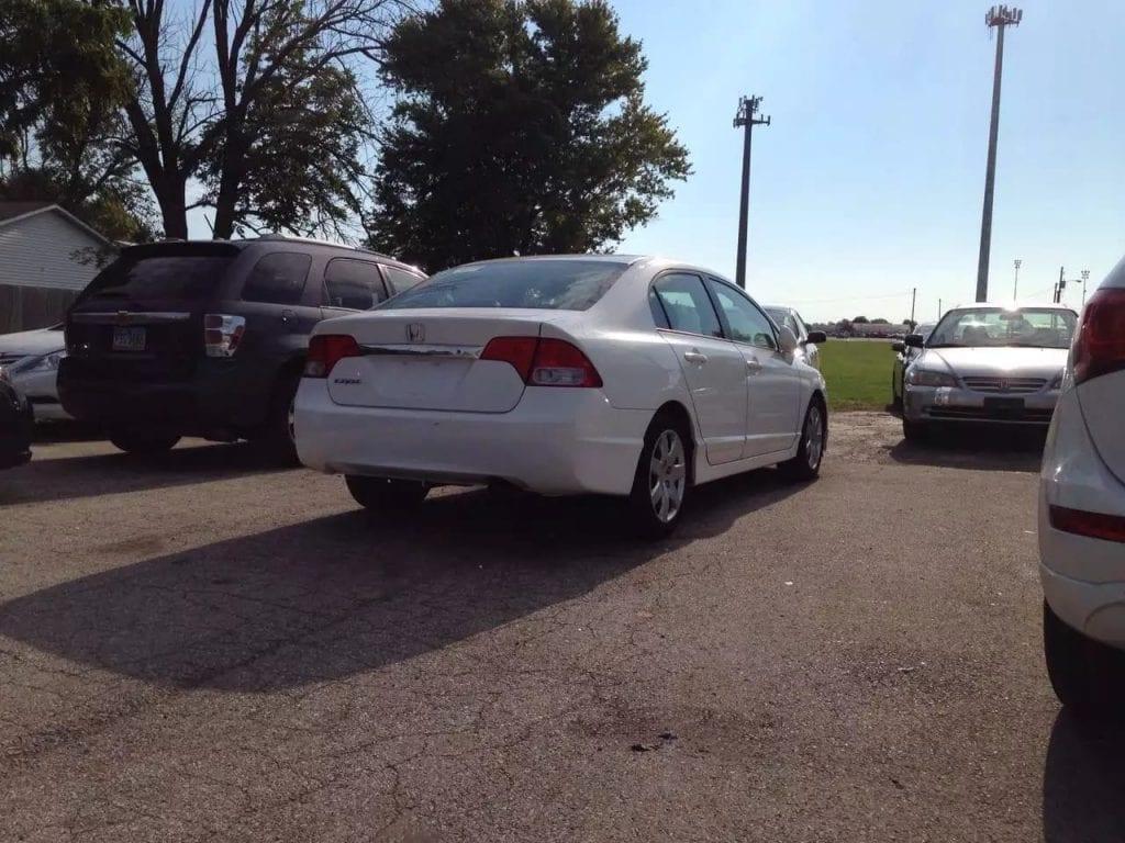 美国买车能退吗 2010 Honda Civic LX,里程:72k,价格:9xxx即可拥有